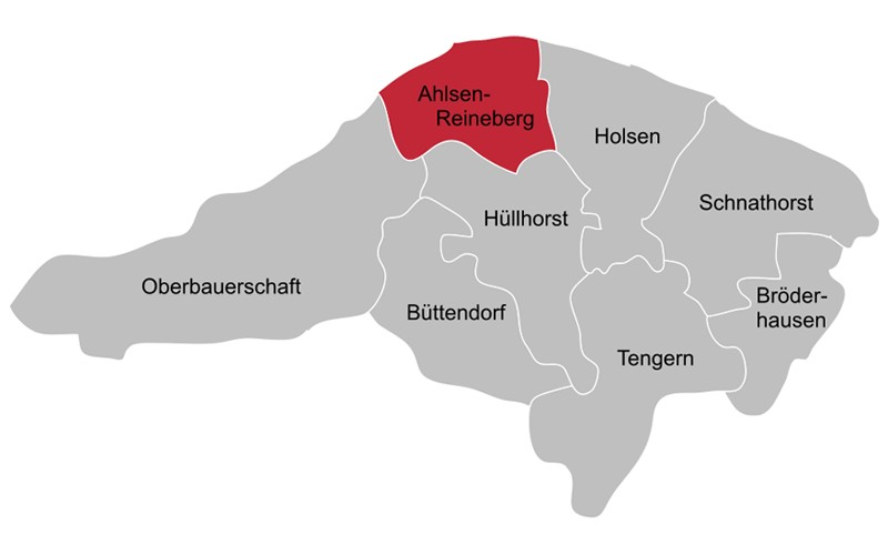 Ortsteil Ahlsen-Reineberg