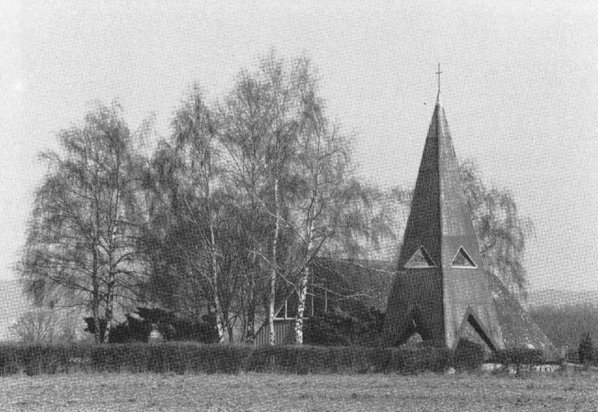 """Friedhofskapelle """"Zum guten Hirten"""""""