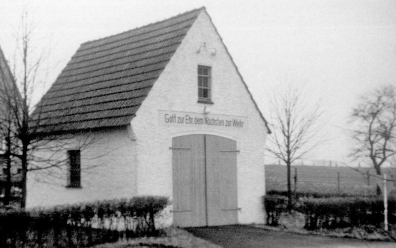 Feuerwehrgerätehaus Bröderhausen | Hüllhorst interaktiv ...