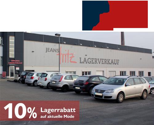 Jeans Fritz | Hüllhorst interaktiv erleben