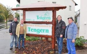 Herzlich Willkommen in Tengern - Seit 1151