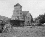 Getreidestiegen an der Eggermann´schen Mühle