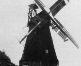 Die Windmühle Eggersmann vor dem Zweiten Weltkrieg